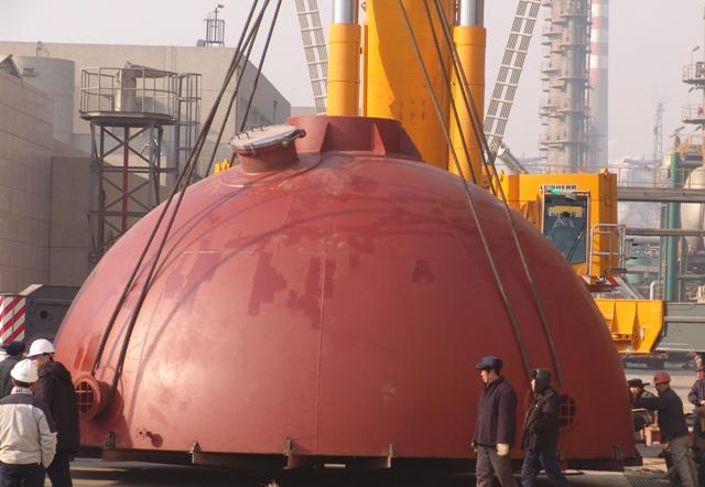 沈阳加氢反应器部件