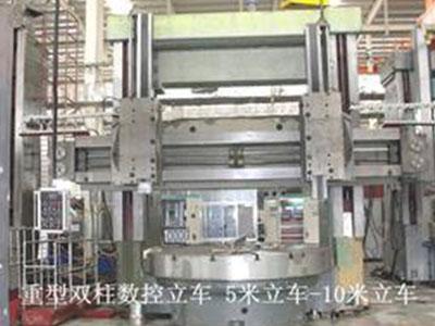 北京12米数控立车
